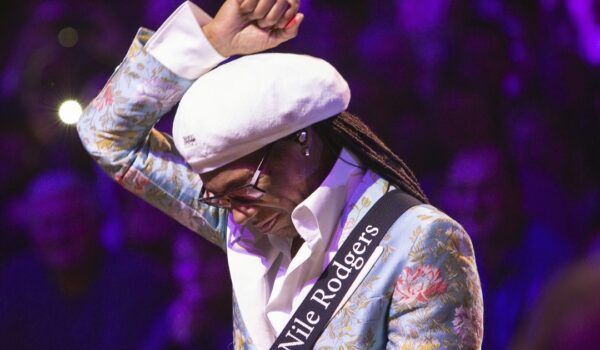 On the Waterfront presents Nile Rodgers & CHIC + The Zutons + more